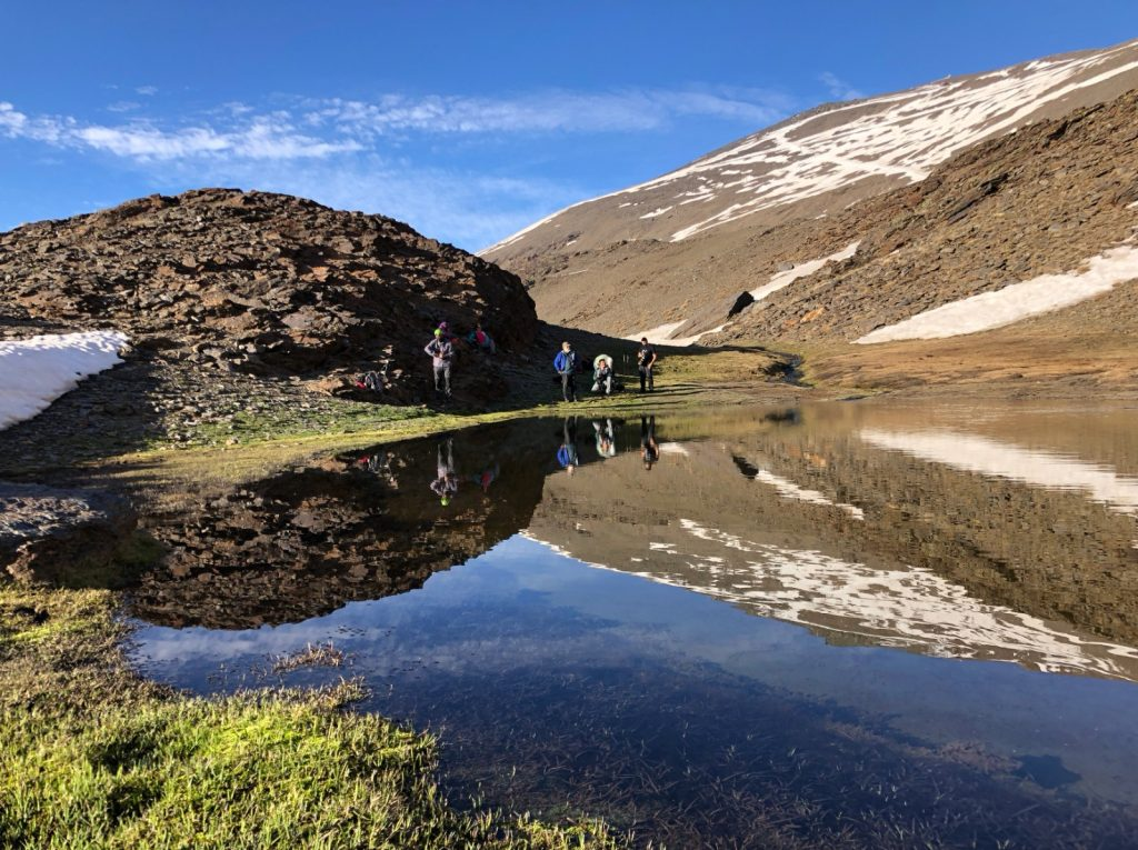 The trekking and hiking routes with Mamut Sierra Nevada will help you to know the best corners of the Sierra Nevada National Park